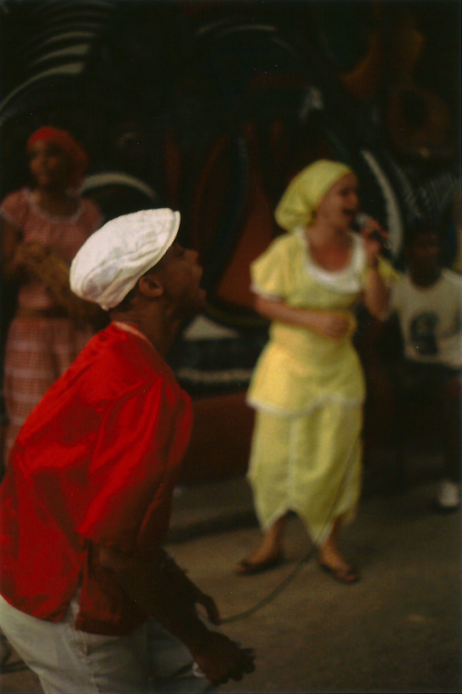 Callejon, Cuba 1