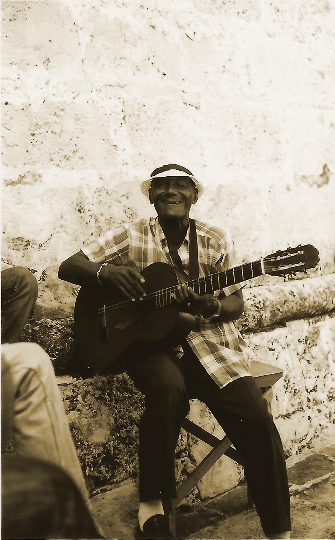 Musicien, Cuba